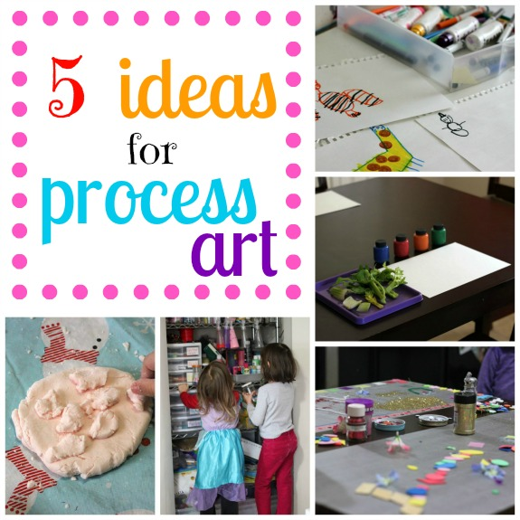 5 Ideals for Process Art
