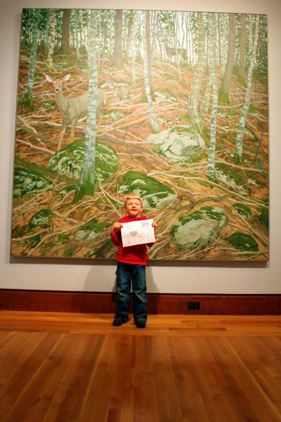 Tips for Visiting an Art Museum with Kids